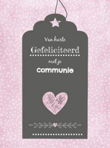 Communie teksten