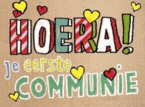 Teksten communie